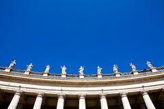 Estátua em Roma Imagens de Stock Royalty Free