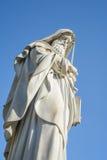 Estátua em St Paul fotos de stock