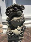 Estátua em Tailândia Fotografia de Stock