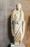 Estátua em um museu de Corinth antigo Fotografia de Stock Royalty Free