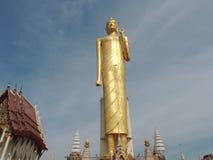 A estátua ereta da monge Fotos de Stock
