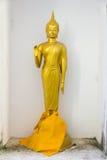 Estátua estando de Buddha Fotos de Stock