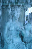 Estátua fêmea Fotografia de Stock Royalty Free