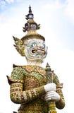 A estátua fora Imagem de Stock