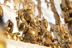 Estátua Ganesha Foto de Stock Royalty Free