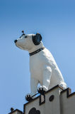 Estátua gigante do cão Imagem de Stock Royalty Free