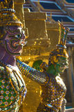 Estátua gigante tailandesa Imagens de Stock Royalty Free