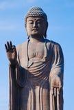 Estátua grande da Buda em Narita, Japão fotografia de stock