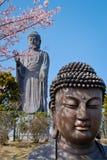 Estátua grande da Buda em Narita, Japão foto de stock