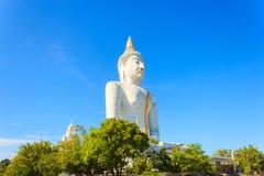 Estátua grande de Buddha Fotografia de Stock