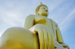 Estátua grande de Buddha Imagens de Stock