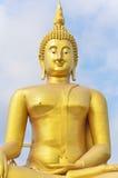 Estátua grande de Buddha Imagem de Stock