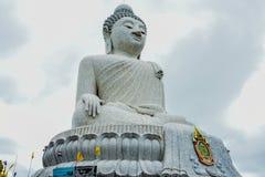 Estátua grande de Buddha Fotos de Stock