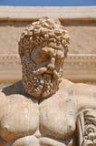 Estátua grega imagens de stock