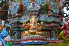 Estátua Hindu Fotos de Stock Royalty Free