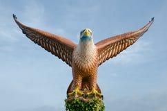 Estátua Langkawi da águia Fotografia de Stock Royalty Free