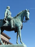 Estátua Liverpool do príncipe Albert fotos de stock