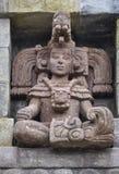 Estátua maia Imagem de Stock