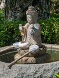 Estátua no  de DaishÅ - no templo, Japão imagem de stock