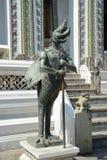 Estátua no templo esmeralda Imagem de Stock