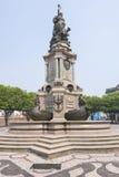 Estátua no tributo aos marinheiros Imagem de Stock