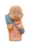 Estátua nova de buddha Foto de Stock Royalty Free