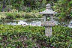 Estátua oriental do pagode do jardim Imagem de Stock