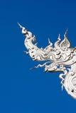 Estátua principal do Naga imagem de stock royalty free