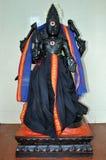 Estátua saniswarar do deus de Sri imagem de stock