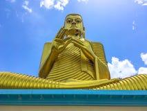 Estátua Sculpure da Buda, Sri Lanka Imagens de Stock Royalty Free