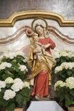 Estátua St Mary Imagem de Stock Royalty Free