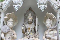 Estátua tailandesa Imagem de Stock Royalty Free