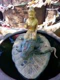 Estátua tailandesa de Buddha Imagem de Stock