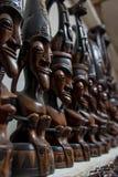 Estátua tradicional do tribo de Batak Imagens de Stock Royalty Free