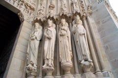 Estátuas Imagens de Stock Royalty Free