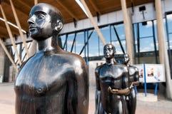 estátuas Imagem de Stock