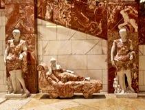 estátuas Imagem de Stock Royalty Free