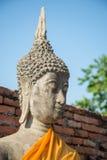 Estátuas alinhadas de buddha Foto de Stock Royalty Free