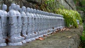 Estátuas budistas japonesas Fotos de Stock Royalty Free