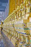 Estátuas da Buda Fotos de Stock Royalty Free