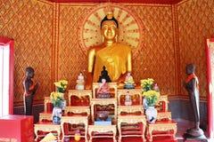Estátuas da Buda Fotografia de Stock Royalty Free