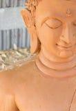 Estátuas da cera da Buda Fotografia de Stock Royalty Free