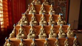 Estátuas de Buddha vídeos de arquivo