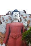 Estátuas de Buddha no templo Fotos de Stock