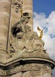 Estátuas de Europa 2 Imagem de Stock