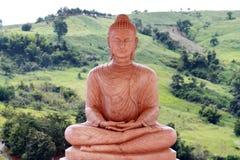 Estátuas de mármore da Buda Imagem de Stock