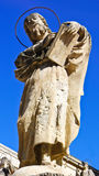 Estátuas de Saint, pitadas, Sicília Fotografia de Stock Royalty Free