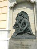 Estátuas de Veneza Imagem de Stock