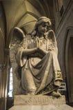 Estátuas do começo do século XIII fotografia de stock royalty free