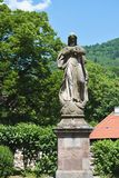 Estátuas do detalhe Fotografia de Stock